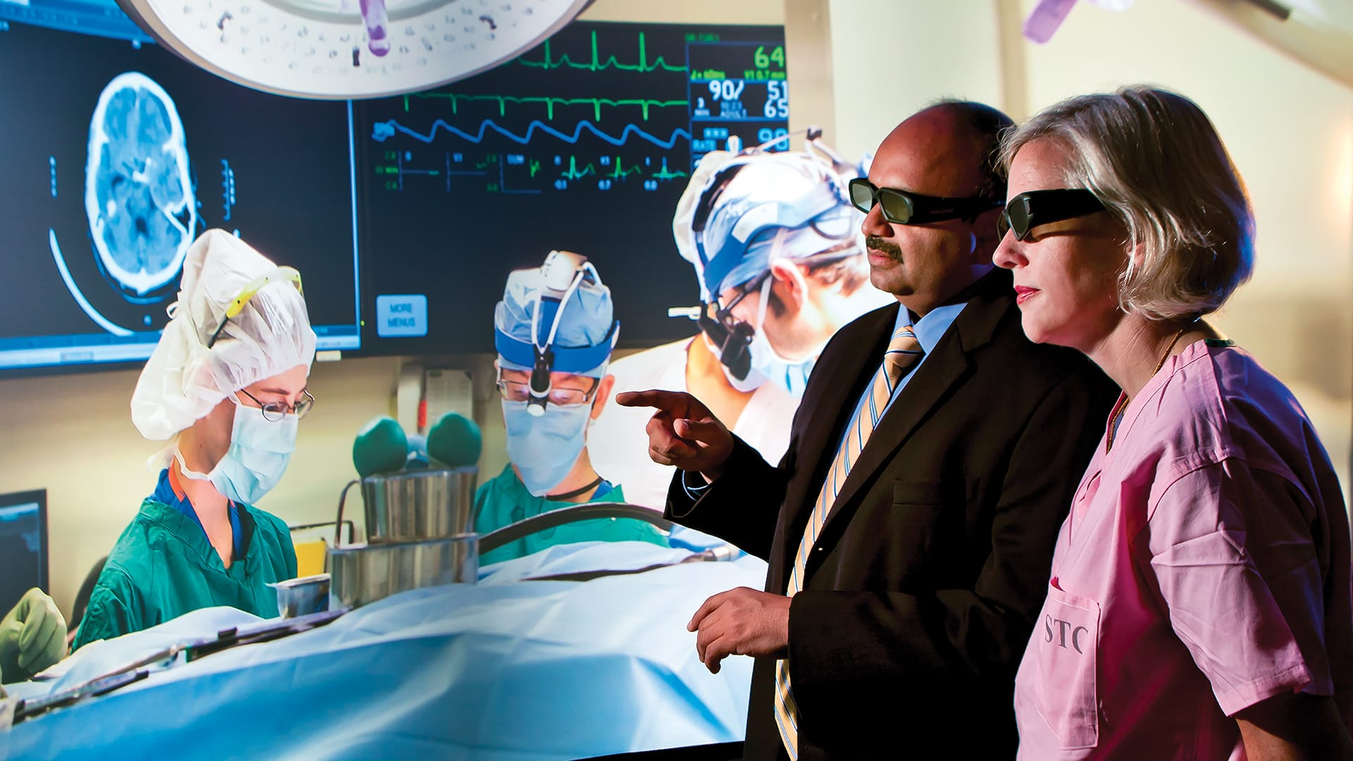 Researchers Revolutionize Health Care Using Augmented Reality