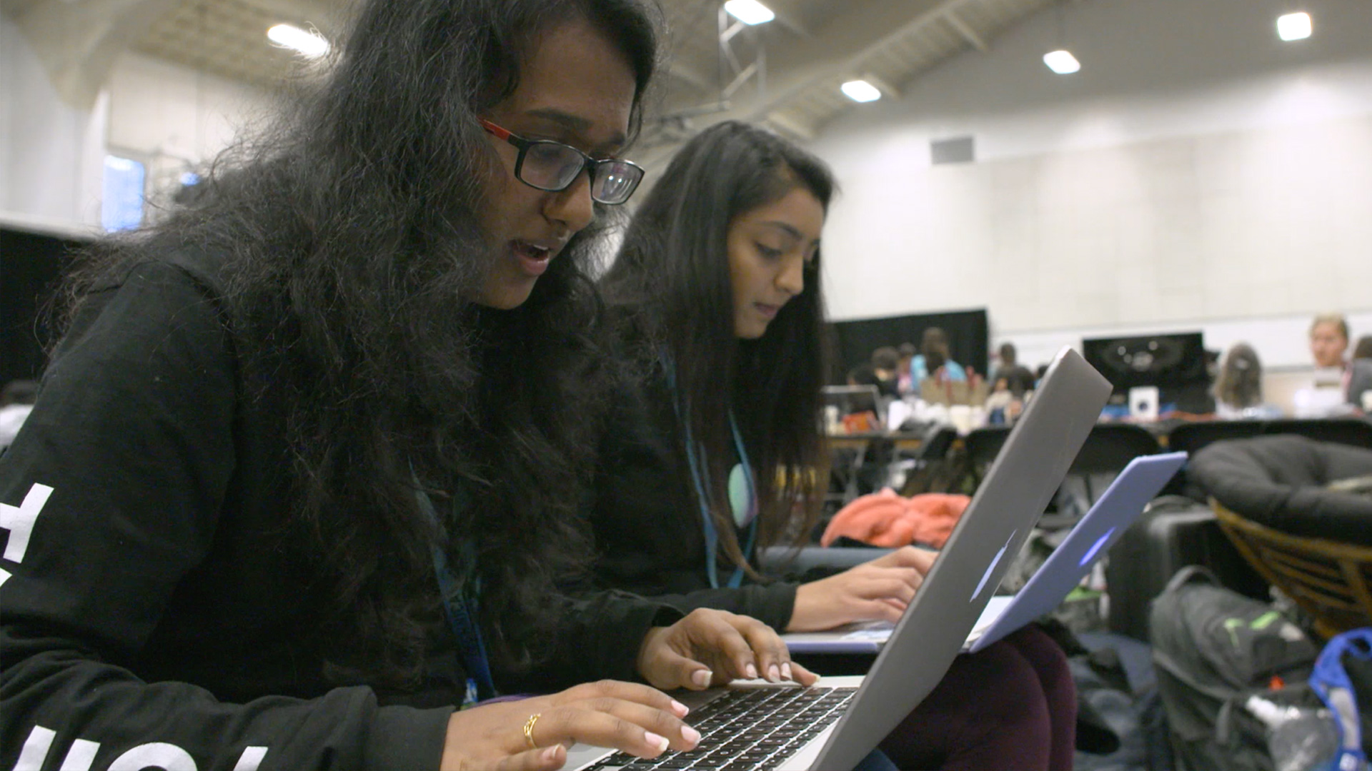 UMD's Technica Hackathon Brings Down Barriers for Women in STEM