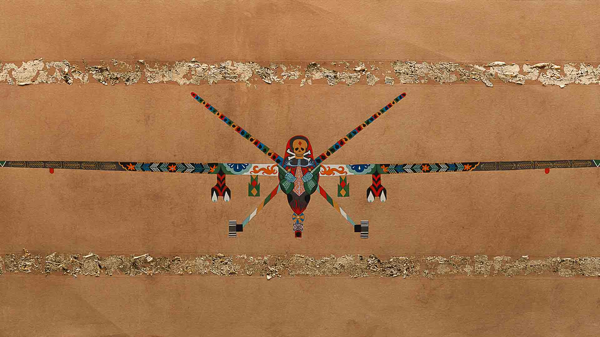 Guggenheim Recipient, UMD Alum Uses Kites to Connect Children Across the Globe