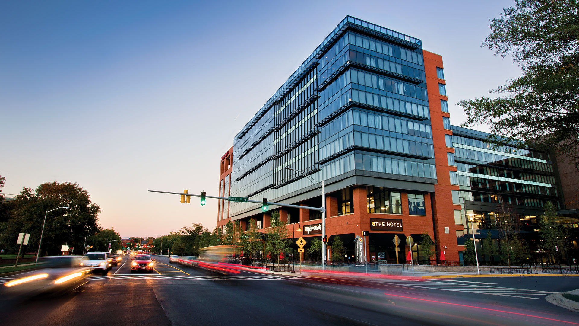 UMD Partners on Corridor Revitalization with New Hotel and Restaurants