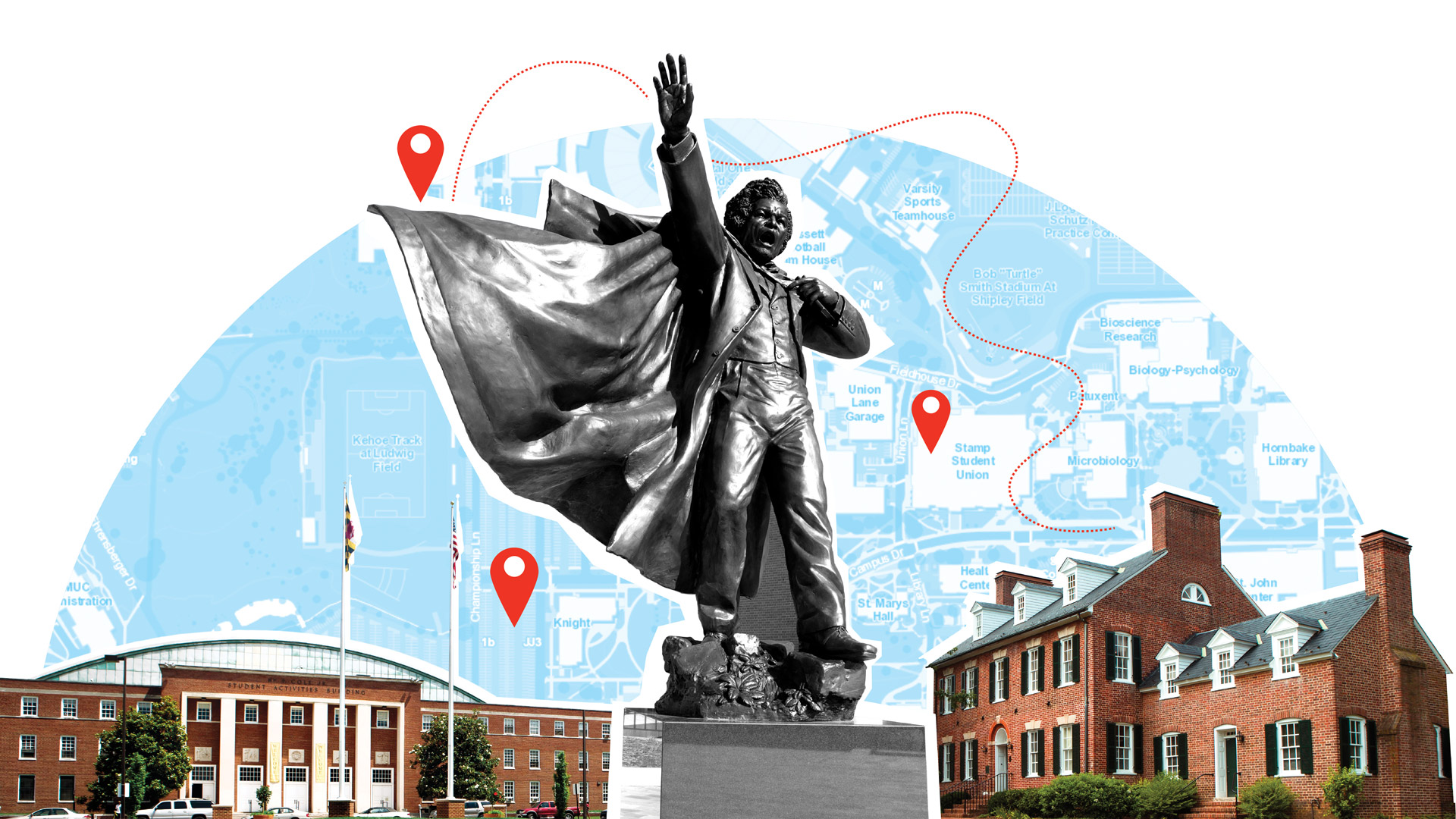 New Campus Tour Highlights the Impact of African Americans at UMD