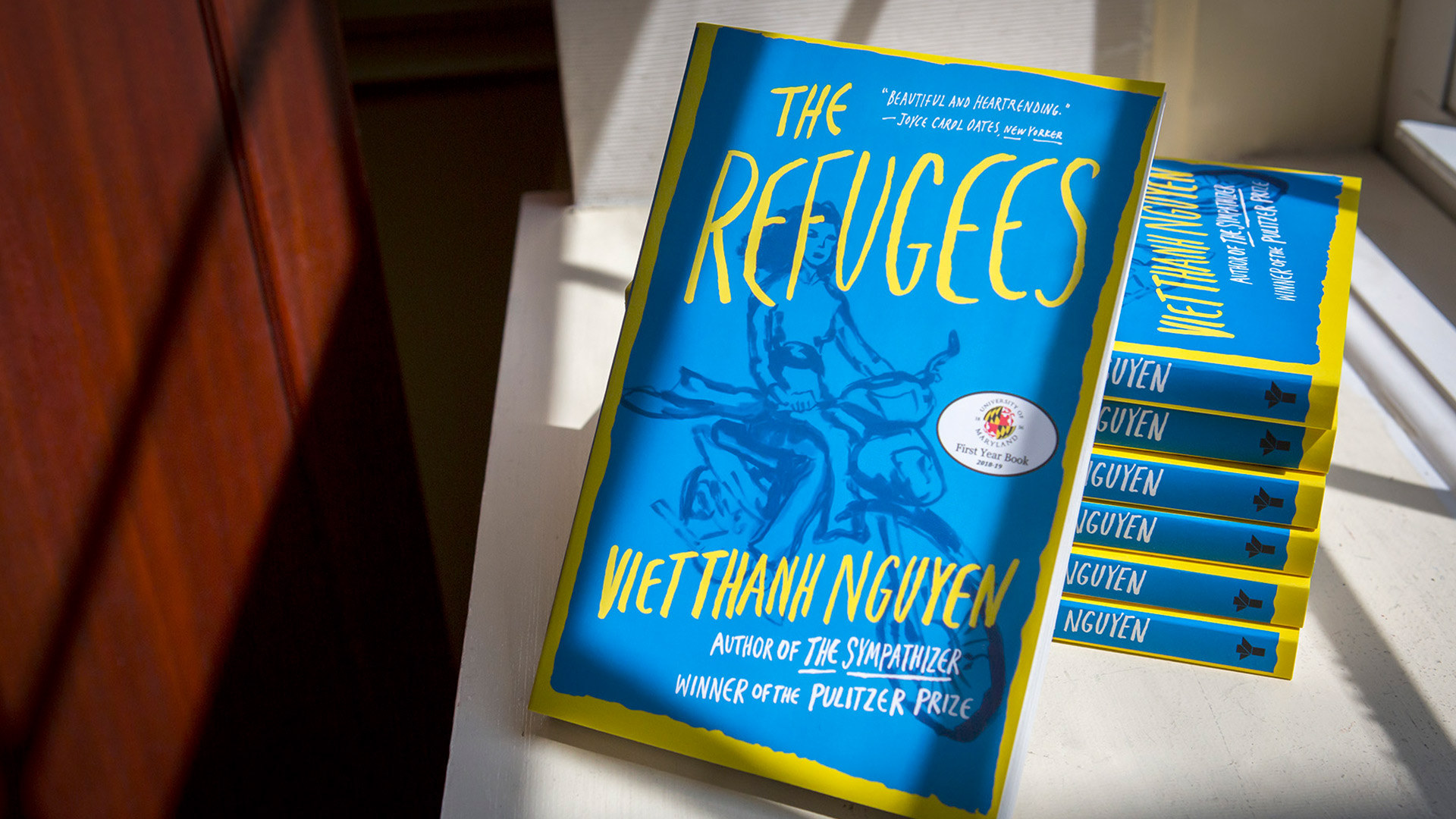 """""""The Refugees"""" Author Viet Thanh Nguyen Addresses Terps Oct. 23"""
